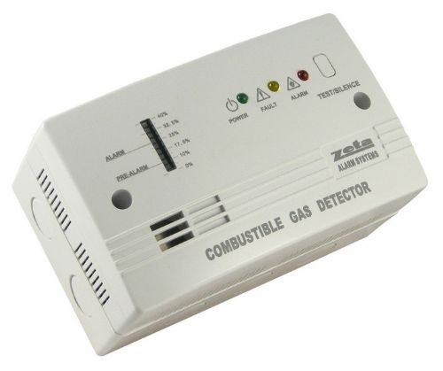 (ZG-100L) Zeta Stand Alone Combustible LPG Gas Detector